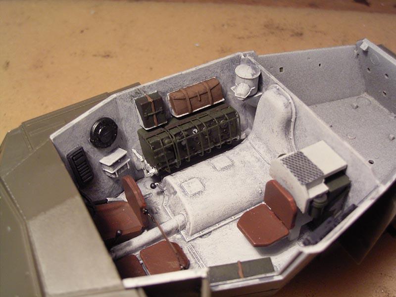humber scout car mk i bronco 1 35. Black Bedroom Furniture Sets. Home Design Ideas