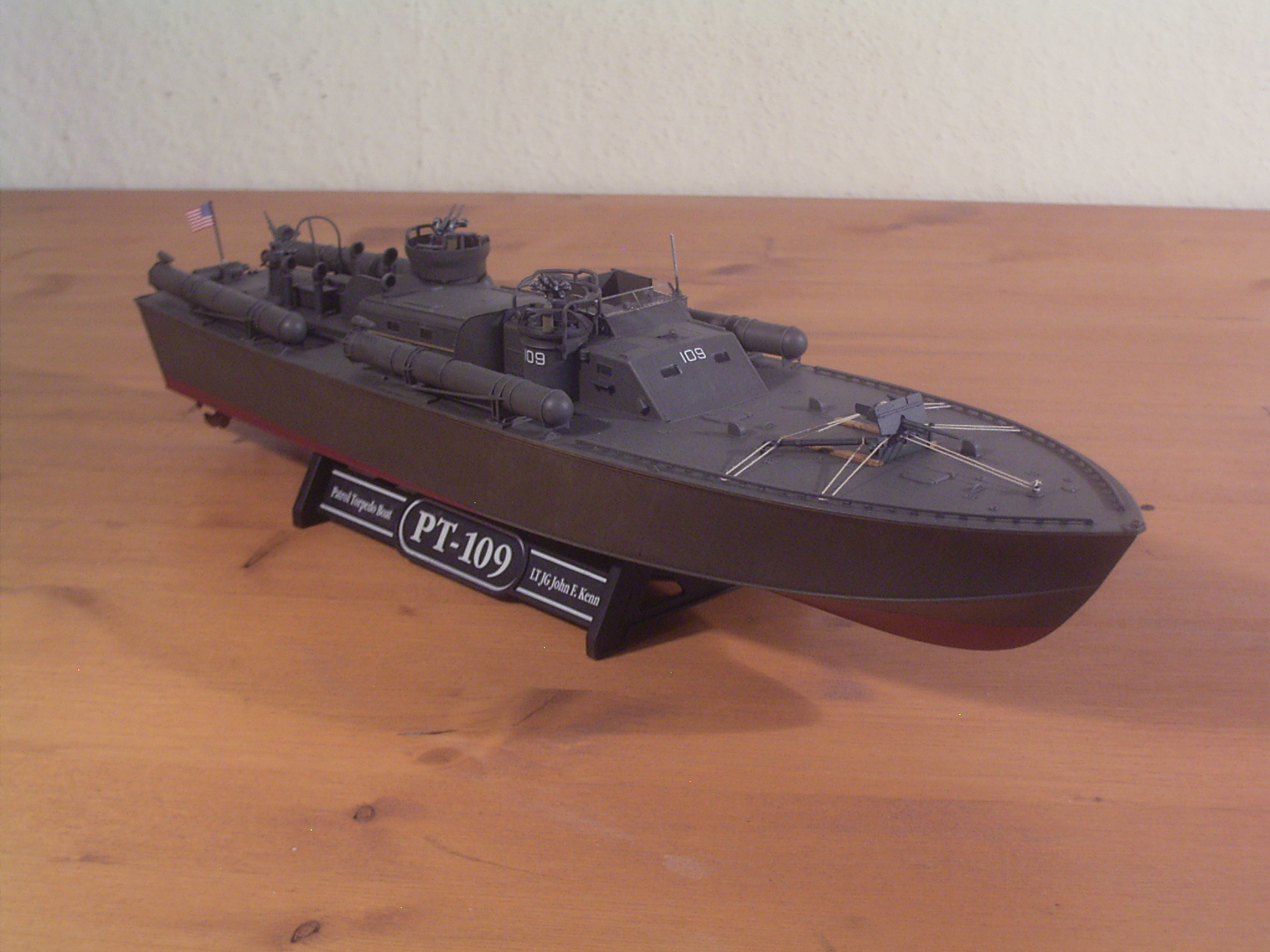 PT-109 Revell 1/72